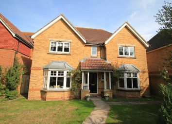 Thumbnail 4 bed detached house for sale in Further Field, Staplehurst, Kent