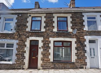 Thumbnail 3 bed terraced house for sale in Central Street, Ystrad Mynach, Hengoed