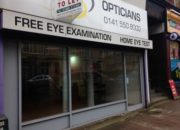Thumbnail Retail premises to let in Alexandra Parade, Glasgow