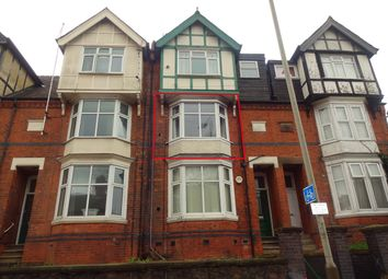 Thumbnail 1 bed flat for sale in Aylestone Road, Leicester