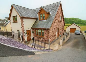 Thumbnail 4 bed detached house for sale in Crwbin, Kidwelly
