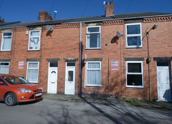 Thumbnail 2 bed terraced house for sale in Grove Road, Chesterfield