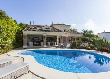 Thumbnail 5 bed villa for sale in Las Chapas, Mlaga, Spain