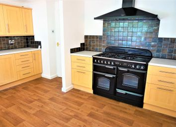 Thumbnail 3 bed detached bungalow for sale in Station Street, Castle Gresley, Swadlincote
