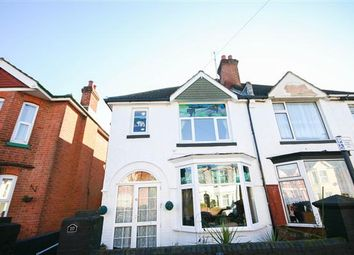 Thumbnail 3 bed semi-detached house to rent in Mayflower Road, Shirley, Southampton