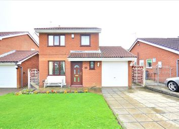Thumbnail 3 bed detached house for sale in Bexley Avenue, North Shore, Blackpool, Lancashire