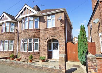 Thumbnail 3 bed semi-detached house for sale in King George V Avenue, King's Lynn, Norfolk