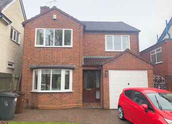 Thumbnail 4 bed detached house to rent in Belmont Road, Penn, Wolverhampton