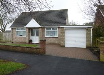 Thumbnail 2 bed detached bungalow for sale in Nicholson Road, Healing, Grimsby