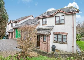 Thumbnail 3 bedroom link-detached house for sale in Camborne, Cornwall