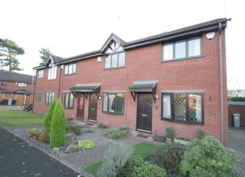 Thumbnail 2 bed mews house to rent in Firbeck Gardens, Crewe