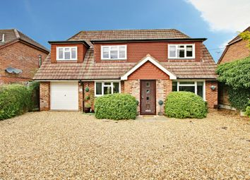 Thumbnail 4 bed detached house for sale in Hatch Lane, Old Basing, Basingstoke