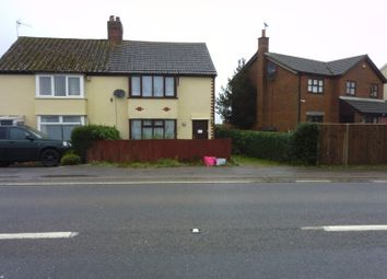 Thumbnail 3 bed semi-detached house for sale in Bicker Road, Donington, Spalding