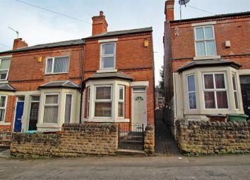Thumbnail 3 bed terraced house to rent in Osborne Street, Radford, Nottingham