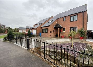 Thumbnail 4 bed detached house for sale in Copper Beech Close, Beighton, Sheffield, Sheffield