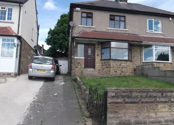 Thumbnail 3 bed semi-detached house for sale in Lingwood Avenue, Bradford