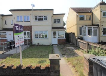 2 bed detached house to rent in Common Lane, Sheldon, Birmingham B26