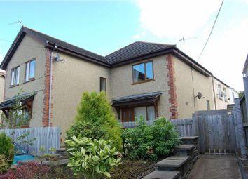 Thumbnail 2 bed property to rent in High Street, Fleur De Lis, Blackwood