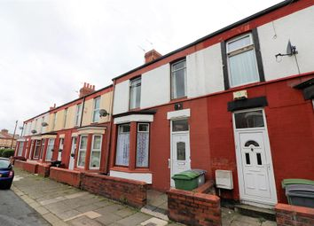 Thumbnail 3 bed terraced house for sale in Cromer Drive, Wallasey
