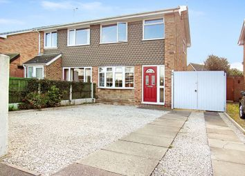 Thumbnail 3 bed semi-detached house for sale in Ingleby Road, Sawley, Sawley
