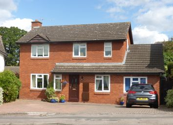 Thumbnail 4 bed detached house for sale in Bridle Road, Hereford