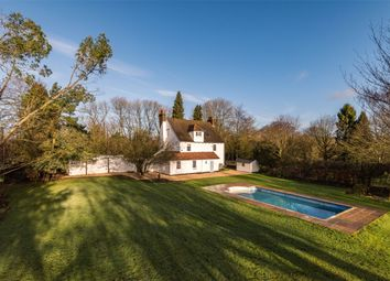 Thumbnail 4 bed detached house to rent in High Road, Upper Gatton, Reigate, Surrey