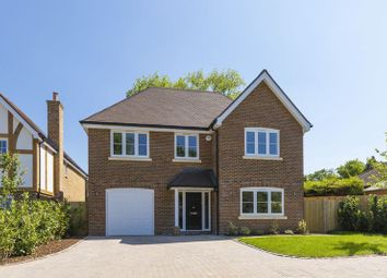 Thumbnail 4 bed detached house for sale in Guildford Road, Fetcham, Leatherhead