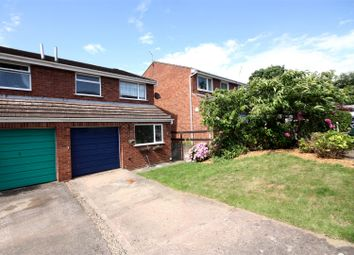 Thumbnail 3 bed semi-detached house for sale in Bishops Avenue, Worcester