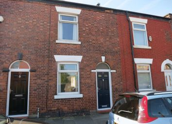 Thumbnail 2 bedroom terraced house to rent in Broadstone Road, Stockport
