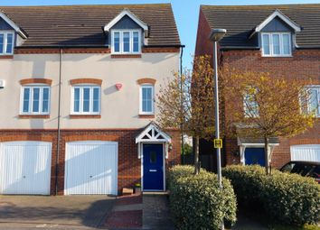 Thumbnail 3 bed end terrace house for sale in Quarry Close, Gravesend, Kent