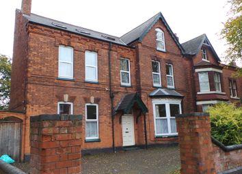 Thumbnail 1 bed flat to rent in Clarendon Road, Birmingham