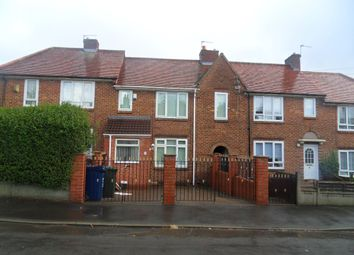 Thumbnail 2 bed terraced house for sale in Planetree Avenue, Fenham, Newcastle Upon Tyne