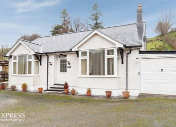 Thumbnail 3 bed detached house for sale in Abercegir, Abercegir, Machynlleth, Powys