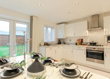 """Thumbnail 3 bedroom terraced house for sale in """"The Greyfriars """" at Pinhoe, Exeter"""