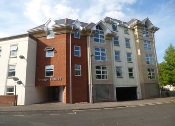 Thumbnail 2 bed flat to rent in Ordnance Road, Southampton