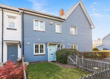 Churchill Way, Broadbridge Heath, West Sussex RH12. 2 bed terraced house for sale