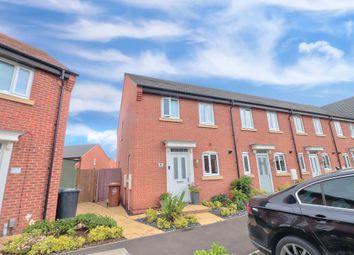 3 bed town house for sale in Harthill Road, Stenson Fields, Derby DE24