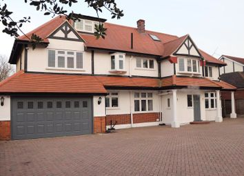 Thumbnail 5 bed property to rent in Hainault Road, Chigwell