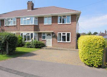 Thumbnail 2 bedroom maisonette to rent in Branksome Close, Chilbolton, Stockbridge