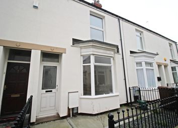 Thumbnail 2 bedroom terraced house for sale in Victoria Avenue, Granville Street, Hull