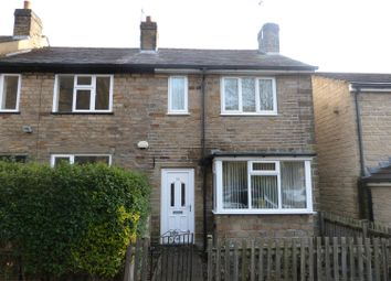 Thumbnail 2 bed end terrace house for sale in Barran Street, Bingley