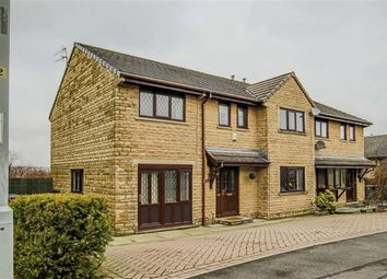 Thumbnail 4 bed semi-detached house for sale in Moorland View, Nelson, Lancashire