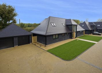 Thumbnail 4 bed detached house for sale in Molehill Road, Chestfield, Whitstable
