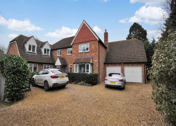 Thumbnail 5 bed detached house to rent in Craddock Drive, Heath And Reach, Leighton Buzzard