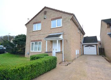 Thumbnail 4 bed detached house to rent in Farndon Close, Northampton