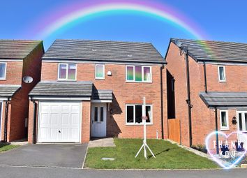 4 bed detached house for sale in Barnacle Place, Newcastle Under Lyme ST5