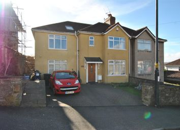 Thumbnail 5 bed semi-detached house for sale in Redcatch Road, Knowle, Bristol