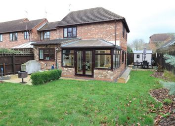 Thumbnail 3 bed detached house for sale in Clare Court, Baston, Market Deeping, Lincolnshire