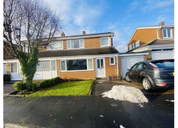 3 bed semi-detached house for sale in Thorndale Road, Durham DH1