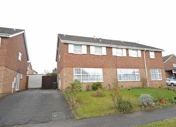 Thumbnail 3 bedroom semi-detached house for sale in Vicarage Farm Road, Wellingborough